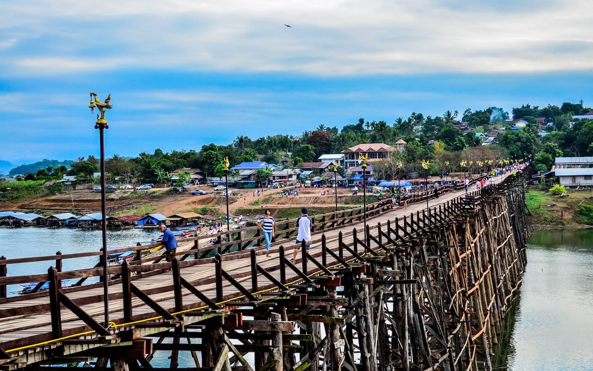 สะพานมอญ (สะพานอุตตมานุสรณ์)